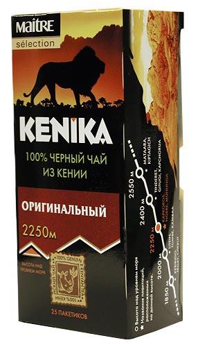 """Black tea """"Original"""" 2250м 25х2g 50х12"""